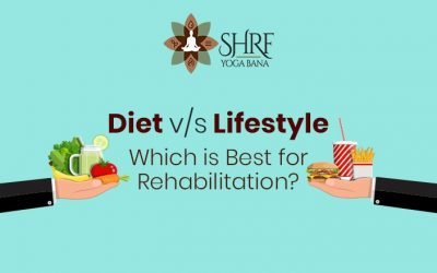 Diet V/S Lifestyle, Which is Best for Rehabilitation?