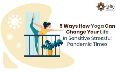 5 Ways How Yoga Can Change Your Life In Sensitive Stressful Pandemic Times